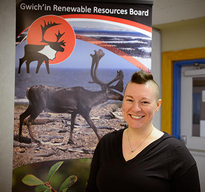 Sarah Lord - Fisheries and Forestry Biologist