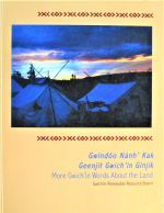 More Gwich'in Words About the Land Book Cover