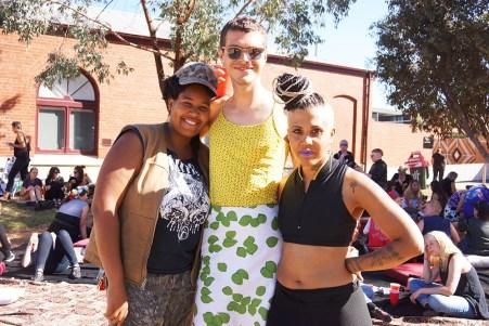 Grrl Fest 2015 - Northcote Town Hall (Dinda Advena) 31