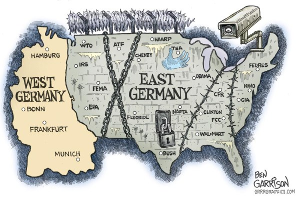 The New East Germany | GrrrGraphics on WordPress