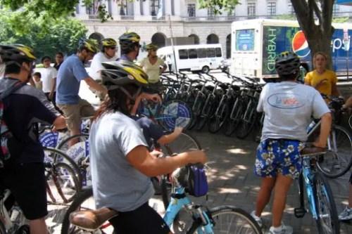 bike n roll tour washington dc