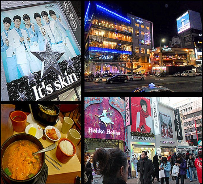 myeongdong shopping style, shopping in Seoul, top attractions in seoul, shopping in myeongdong, kpop star ads, what to see in seoul, where to eat in seoul, korea travel tips, where to go in myeongdong, top places to shop in korea, top places to visit in seoul