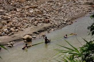 Mua huon river vietnam, sapa valley