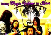 getting a magic volume perm in korea, getting hair done in korea, korean hair styles, korean fashion