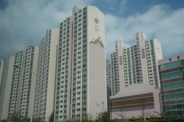korean apartments