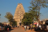 Hampi Travel Guide, Virupaksha Temple, hampi ruins india, hampi unesco ruins