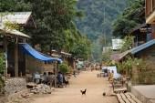 Muong Ngoi Nuea Road
