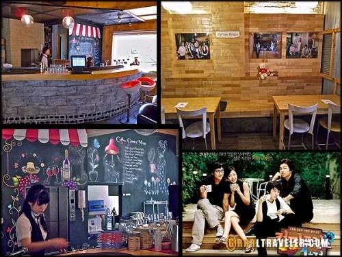 coffee prince cafe hongdae