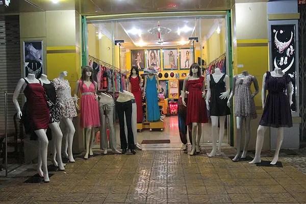 clothes in cambodia