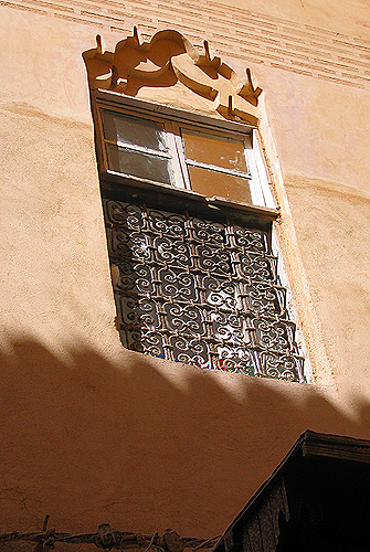 Moroccan windows