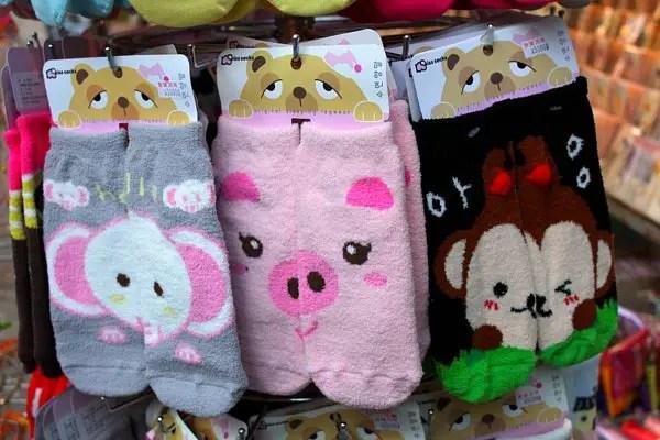 cute korean socks, oppa socks in korea, where to buy korea socks