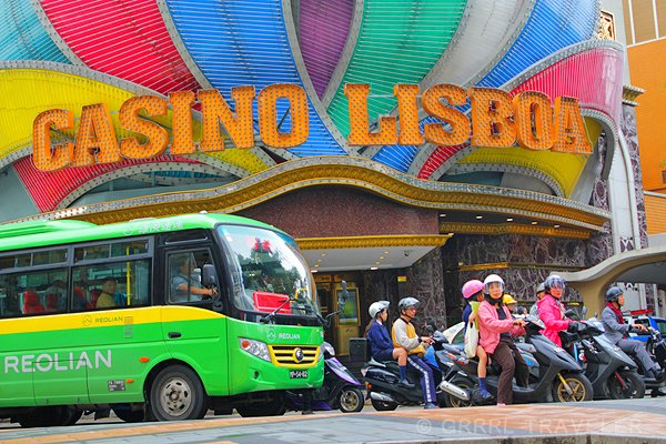 Casino Lisboa macau, macau sightseeing, macau top attractions, famous macau landmarks, gambling in macau, casinos in macau, where to go in macau