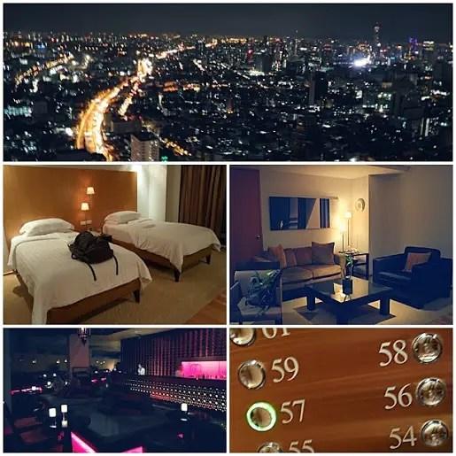 Lebua at State Tower Hotel, Skybar Bangkok, Bangkok's Best Hotels, The Hangover Film