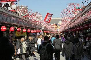sensoji temple asakusa, tokyo attractions, asakusa market