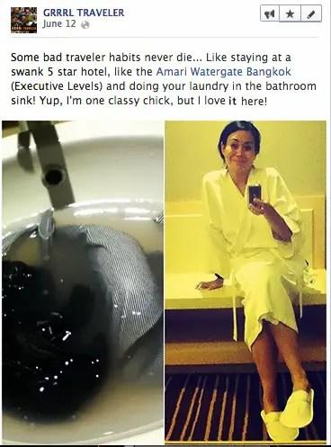 Amari Watergate Hotel Bangkok, executive style