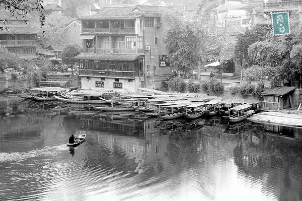 Morning scenery of Fenghuang, Top 5 Budget Places in China Fenghuang