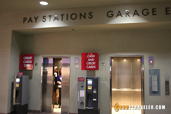 parking in los angeles, paid parking garages in los angeles, where to park in los angeles