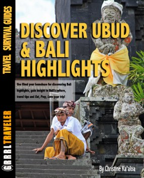 travel survival guides, discover ubud, bali highlight, bali attractions, what to do in bali, what to do in ubud
