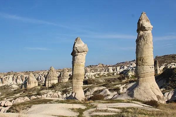 Love valley goreme, love valley cappadocia, cappadocia highlights