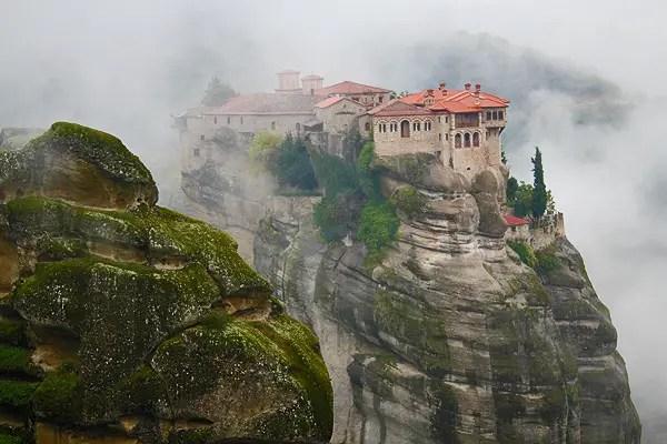 Megalo Meteora Monastery, meteora travel, meteora guide