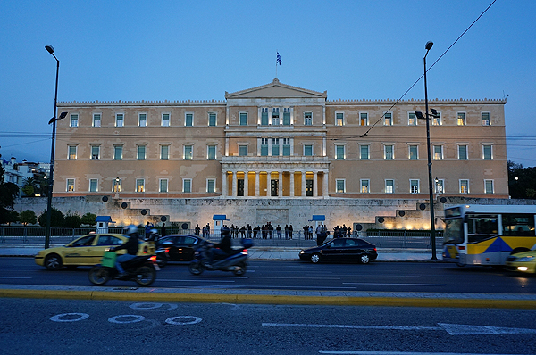 parliament building, syntagma square, things to do in athens, athens travel guide