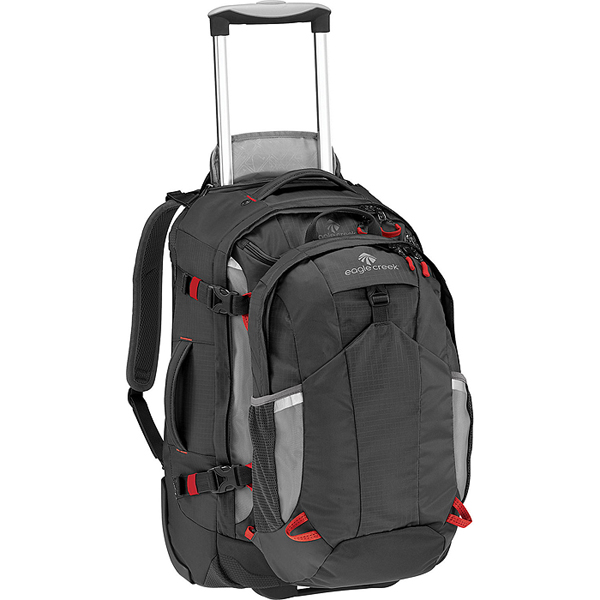 eagle creek doubleback 22 convertible backpack, convertible backpack, convertible carry on, convertible hand luggage, rolling carryon