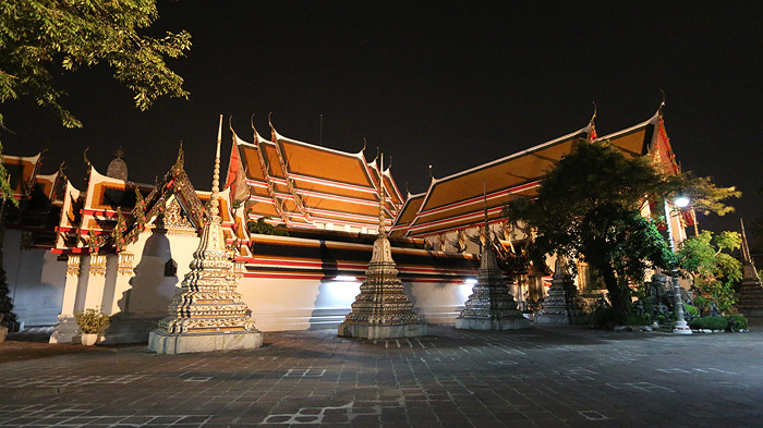 Wat pho at night, Bangkok night tour, bangkok city tour, top attractions of bangkok