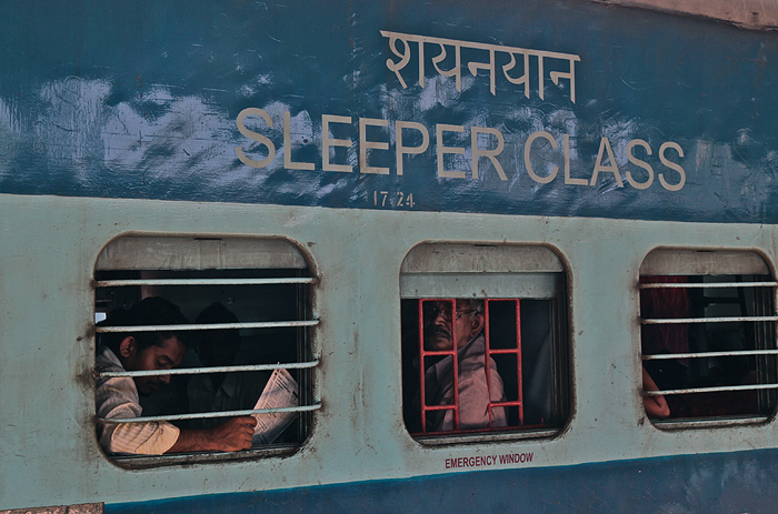 Indian sleeper trains, indian trains, irctc, Planning a Trip to India