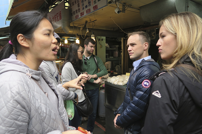 Taipei eats food tour