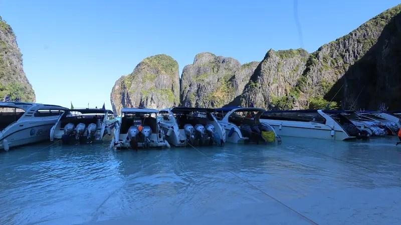 phi phi island speedboat tours