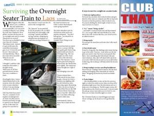 laos overnight train grrrltraveler published