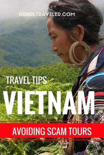 budget tour scams vietnam, vietnam budget tour scams, scams vietnam, vietnam travel scams, vietnam tourist scams