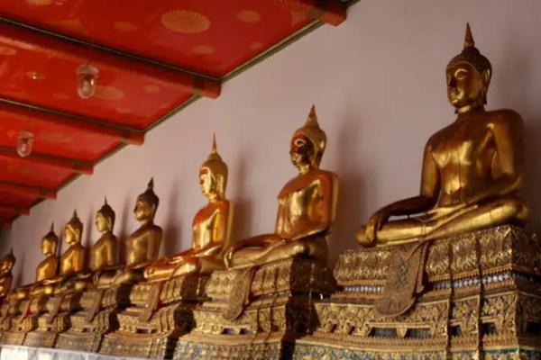 bangkok's golden palace