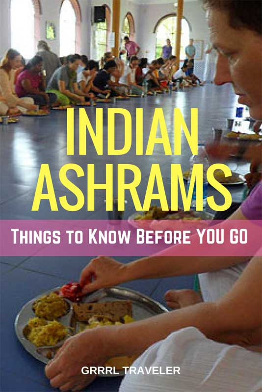 Things to Know about Indian Ashrams, staying at indian ashrams, staying at ashrams