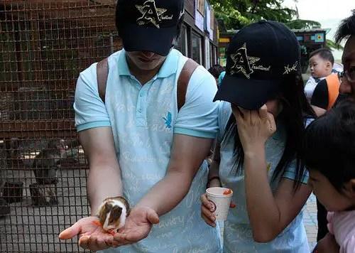 korean couple tshirts