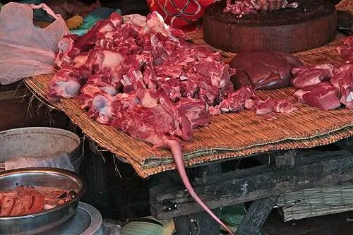 meat in cambodia
