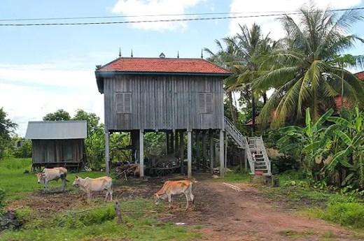 cambodia house