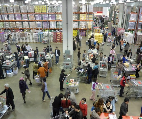where to go for western food in korea, costco shopping, korean stores, western friendly stores in korea, stores for expats in korea, English stores in Korea, where can an expat in Korea go to get food from home