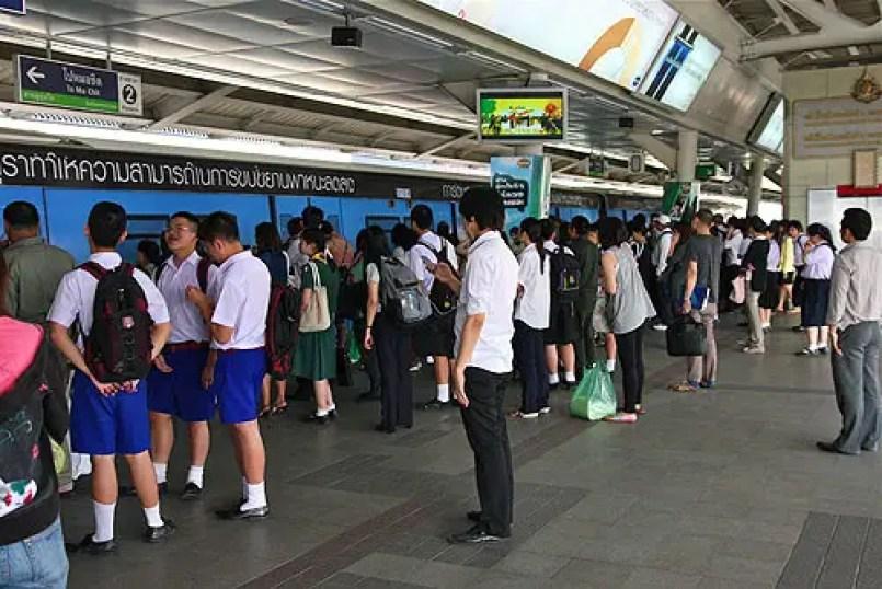 Thai-metro-lines