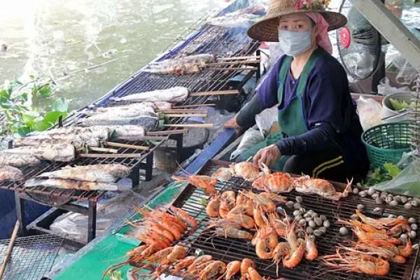 thailand's floating market, Ways to See Bangkok, bangkok travel guide, things to do in bangkok