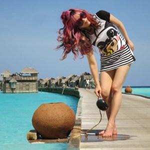 top female travel blogger