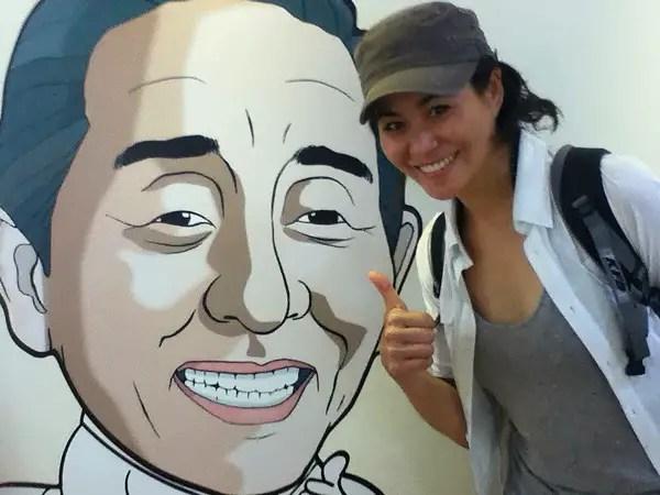 mayor of suwon mr toilet. suwon's toilet museum mayor