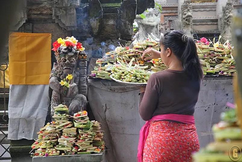 balinese ritual, balinese religion