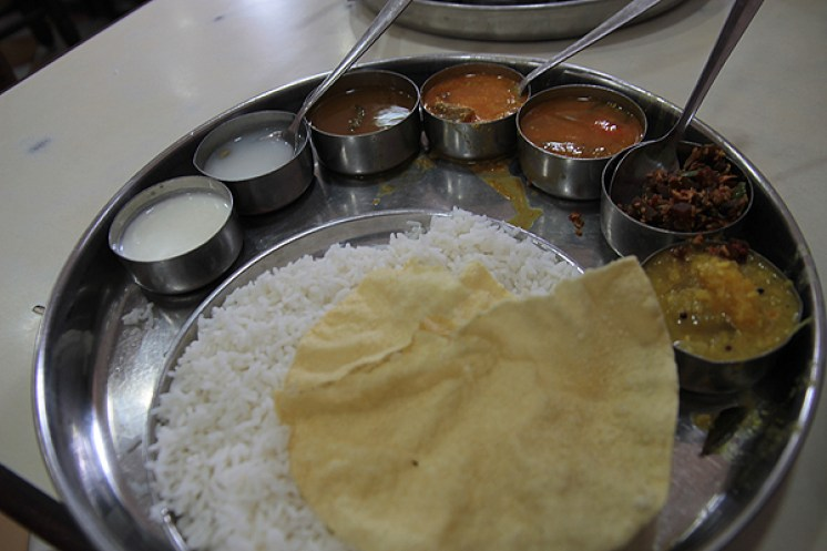 Vegetarian Travel Tips: Countries that are vegetarian, indian thali