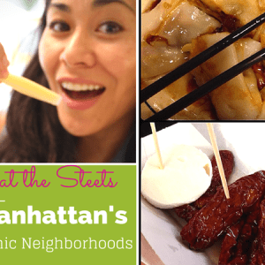 eat the streets, eating manhattan, eating new york city