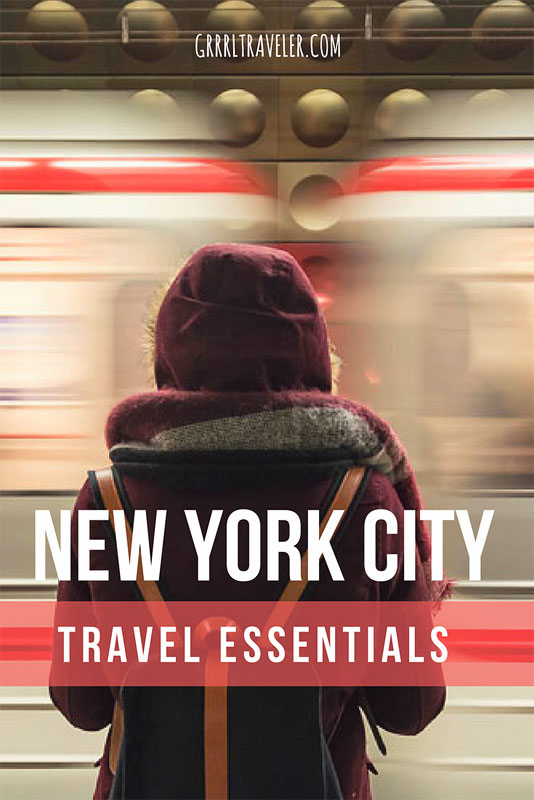 travel essentials new york, BEst things to do in New York City, New York Travel Guide, Top attractions in New York city, planning a trip to New York city, things to know before you go