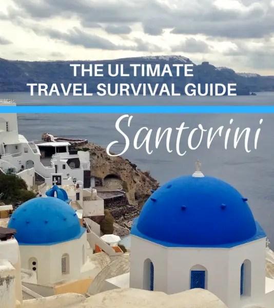 Ultimate Travel Guide Santorini , travel guide santorini