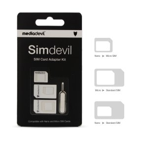 Mediadevil simdevil adapter kit