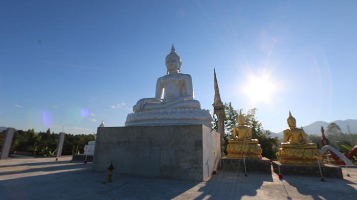 Wat Toong Pong, Things to Do in Pai, top attractions in Pai, pai sightseeing, top things to do in pai,