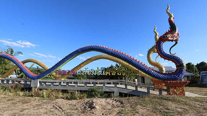 Wat Toong Pong Serpent Bridge, Things to Do in Pai, top attractions in Pai, pai sightseeing, top things to do in pai,